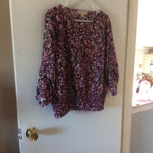 Michael kors lightweight blouse